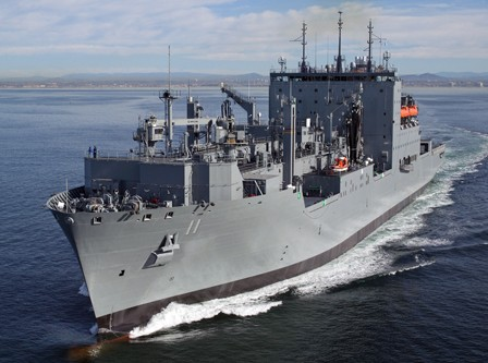 USNS Washington Chambers