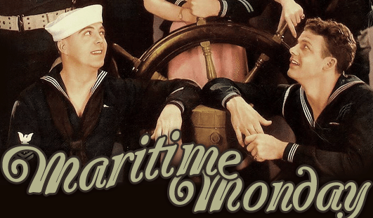 Vintage Navy Sailors In Love