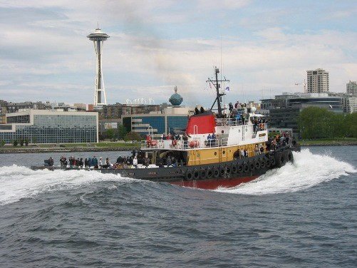 Hunter Tugboat