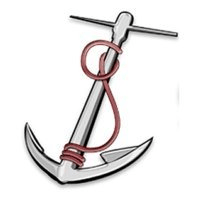 gcaptain anchor logo