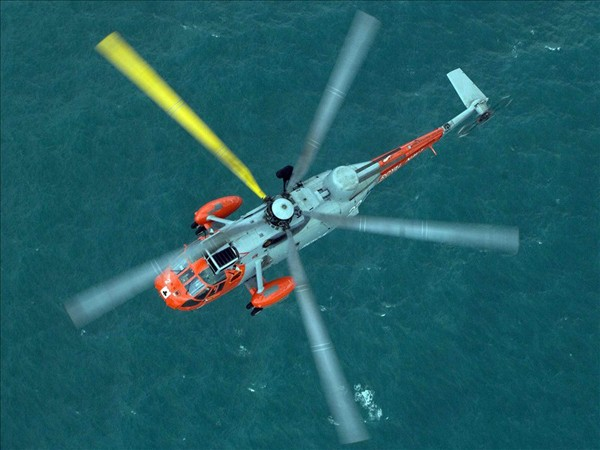 royal navy helicopter offshore rescue coast guard