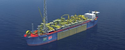 FPSO cidade de paraty SBM offshore