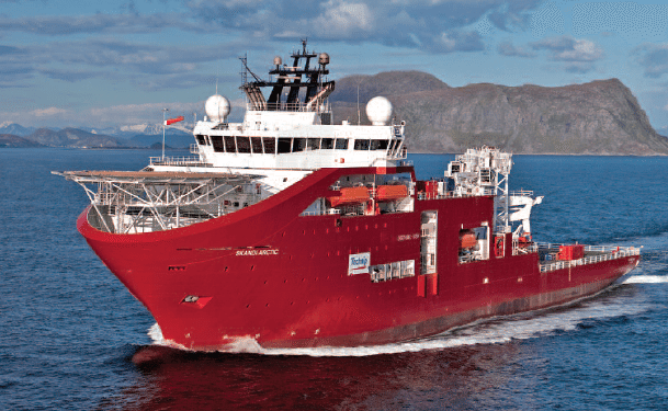 Image Source: Vessel &#039;Skandi Arctic&#039; courtesy Technip