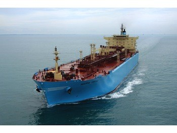 Maersk Virtue. Photo: Maersk