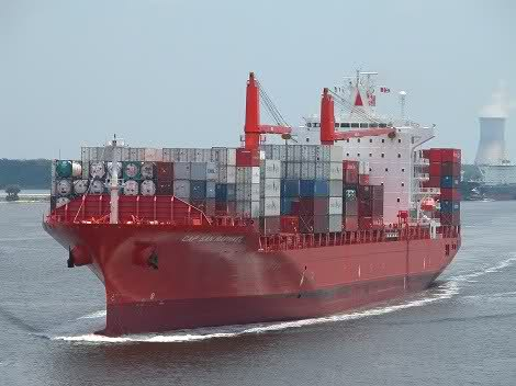 Cap San Raphael Diana Containerships