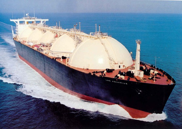 LNG Aquarius