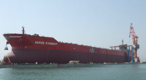 berge everest vloc stx ore carrier
