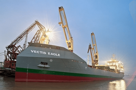 vectis eagle super green 8500