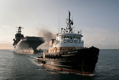 Photo: Crowley Maritime Corp.