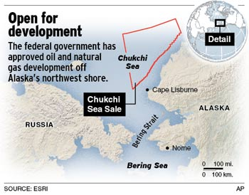 chukchi sea