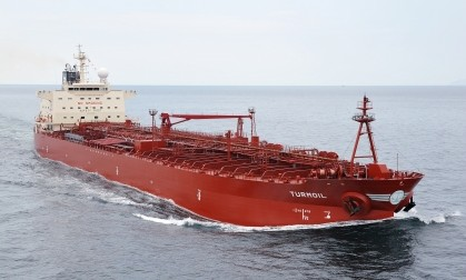 Medium Range MR Tanker transpetrol