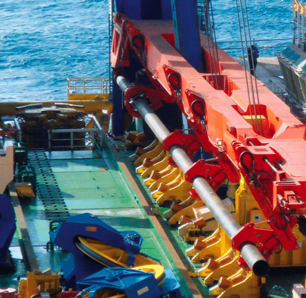 saipem fds2 offshore pipelay vessel