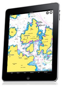Navionics Charts On The Ipad