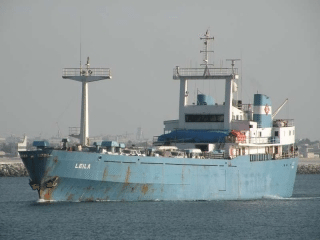 M/V Leila