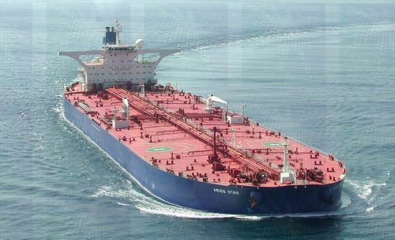 Aries Star vela VLCC