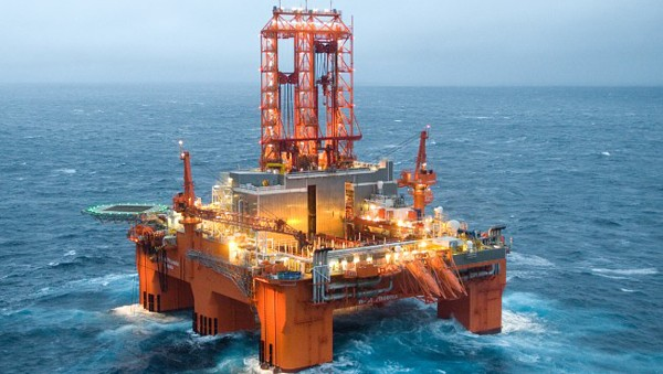 seadrill west phoenix CS50 MKII 