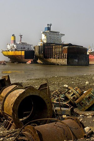 shipbreaking chittagong Naquib Hossain