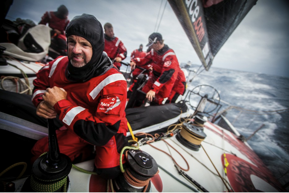 Jonathan Swain volvo ocean race