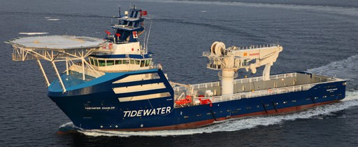 tidewater workboat osv
