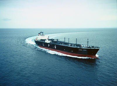 linden pride lpg carrier nyk lines