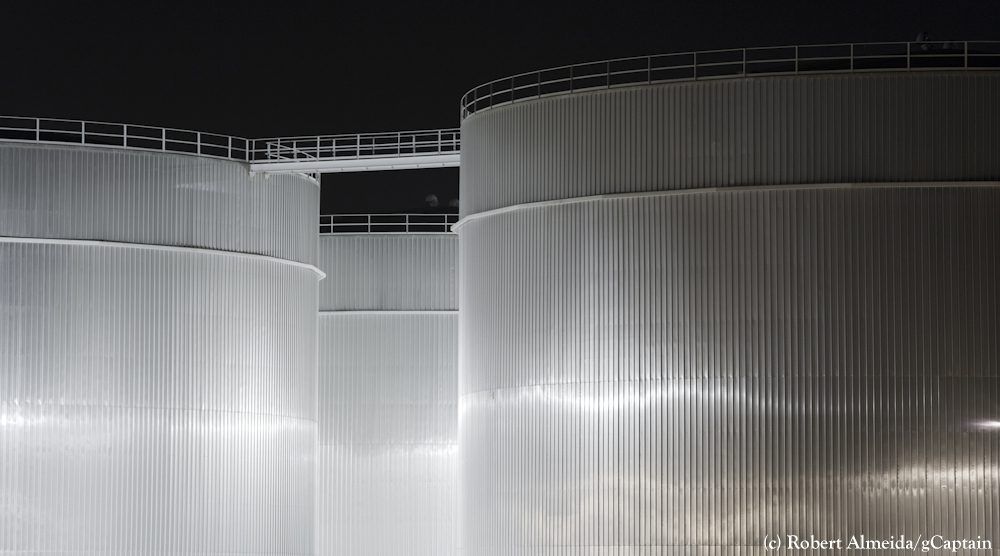 oil storage tanks salalah
