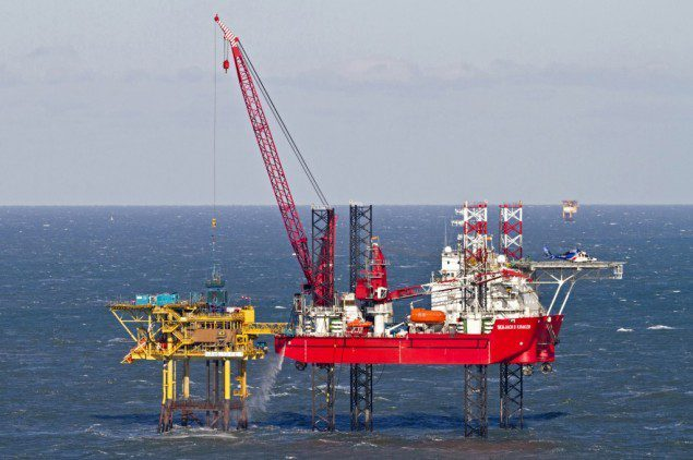 seajacks hydra 