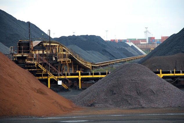 coal terminal
