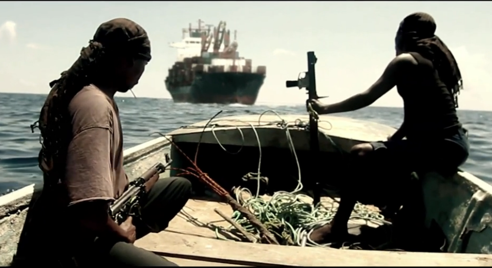 Screen grab from the film, 'Fishing Without Nets'