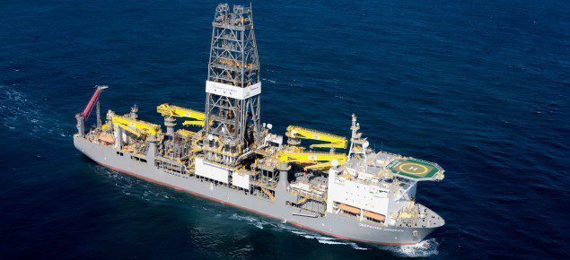 transocean deepwater champion drillship samsung heavy rolls-royce