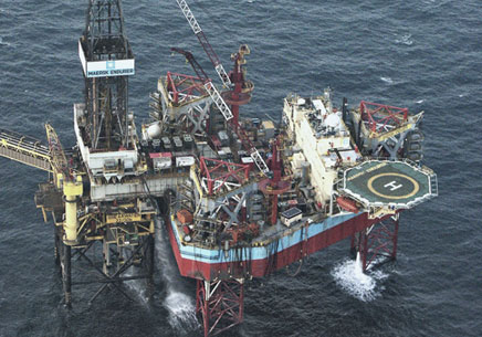 maersk endurer jack-up