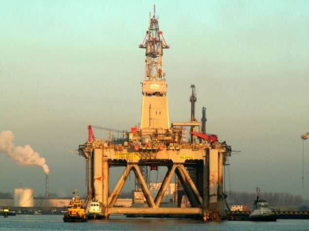 transocean prospect semisubmersible