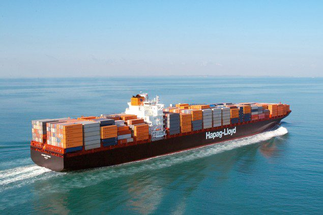 colombo express hapag lloyd container ship