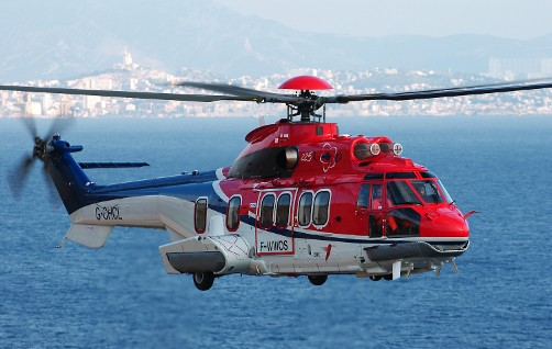 CHC Helicopters operates a fleet of 28 Eurocopter EC225's, pictured here, in Brazil, Malaysia, Nigeria, Norway and UK. Photo: CHC Helicopters