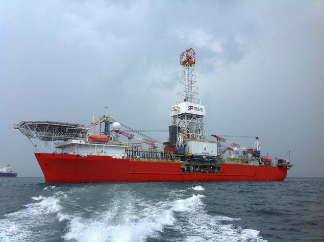 helix 534 well intervention vessel