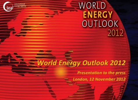Click for IEA Energy Outlook report