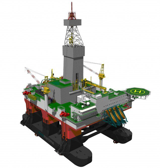 seadrill west mira