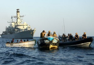 File photo of NATO's counter-piracy campaign, Operation Ocean Shield. Image: NATO