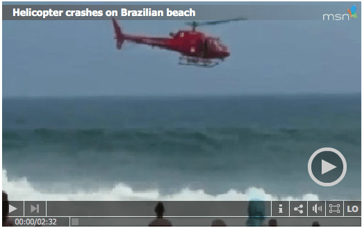 copacabana helicopter crash