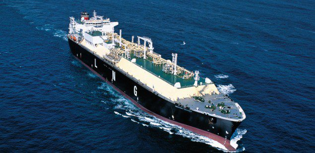 bp lng carrier