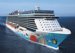 NCL's Norwegian Breakaway. Image: Norwegian Cruise Line