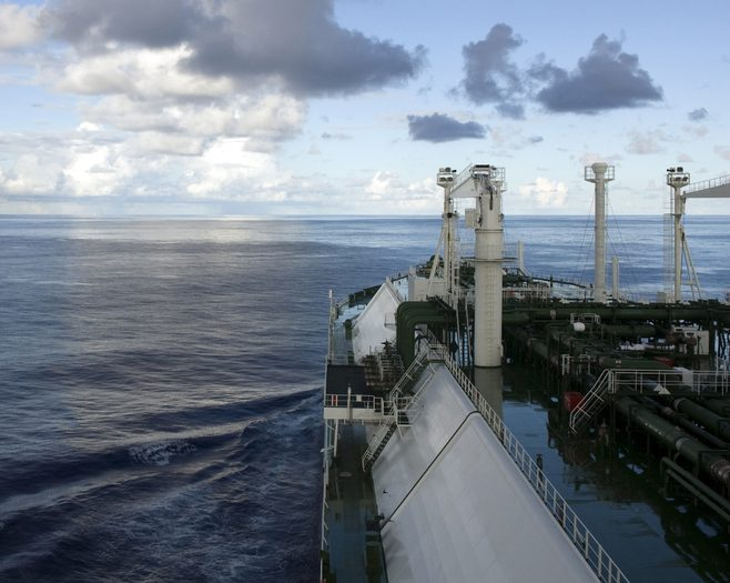 lng carrier shutterstock natural gas shipping