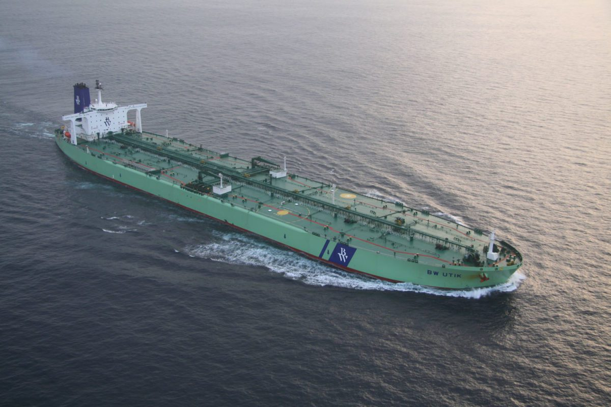 Vlcc charter rates show first decline in 3 weeks gcaptain maritime