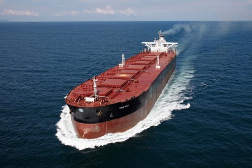 prem putli mercator bulk carrier
