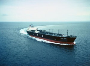 File photo of a LPG carrier. Image: NYK Lines