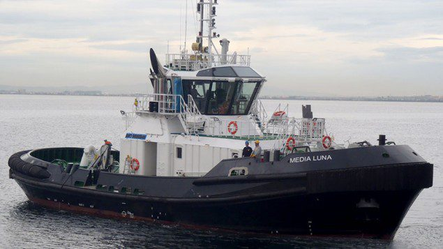AVT 3000 Class Voith Schneider Tug