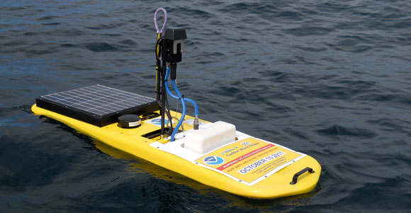 liquid robotics Wave Glider