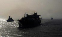 lng carrier us navy 5th fleet escort piracy