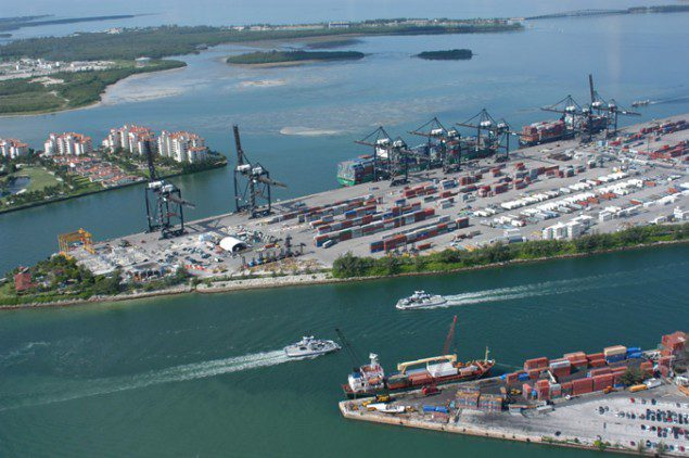 PortMiami file photo.